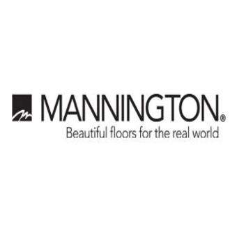 Mannington logo | Staff Carpet