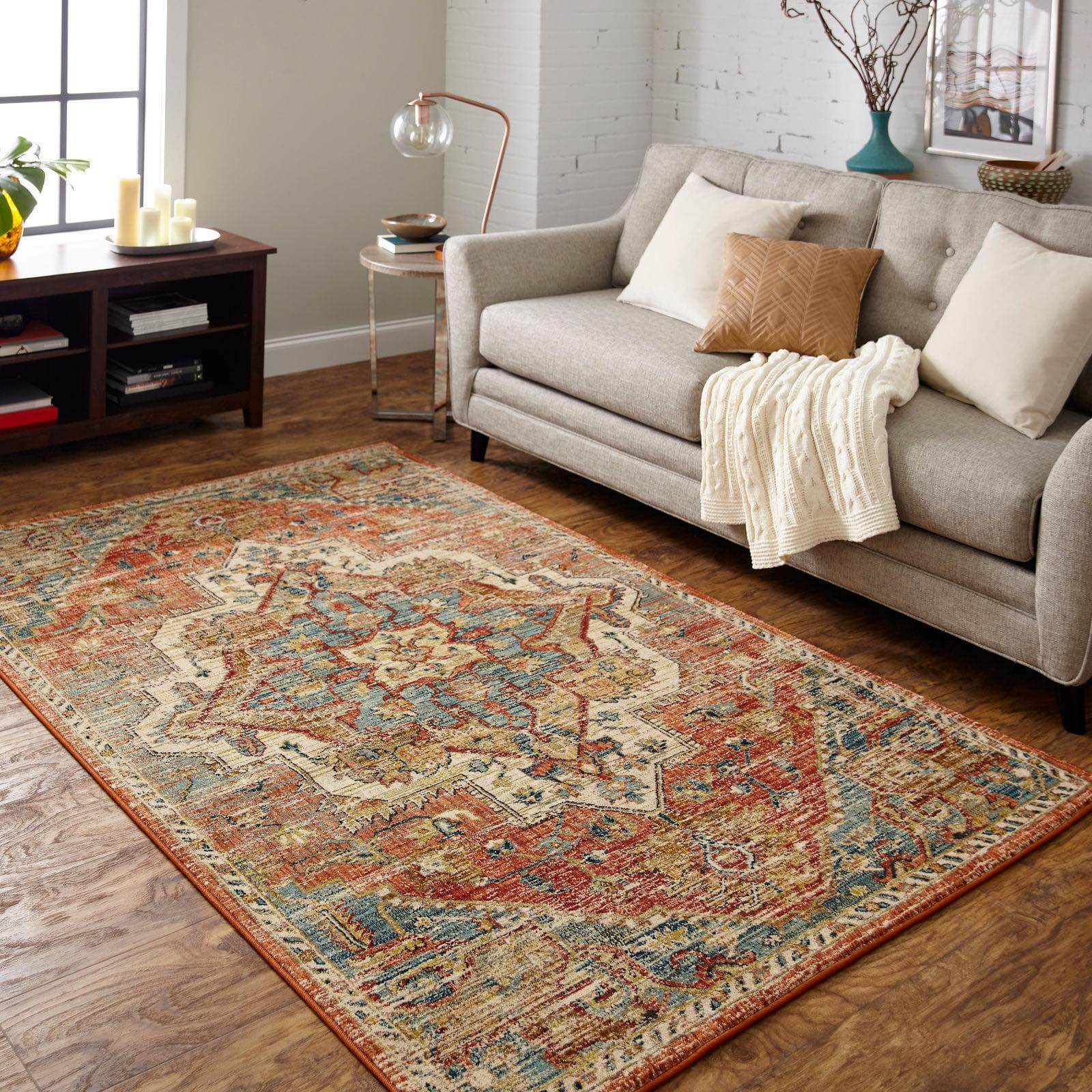 Select a Rug for Your Living Area | Staff Carpet